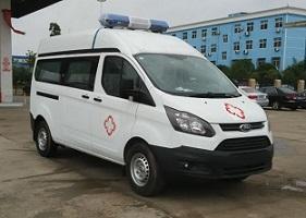 程力威牌CLW5030XJHJ5型救护车
