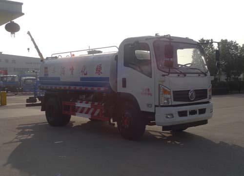 东风LNG CNG绿化喷洒车