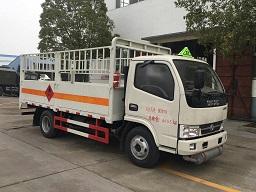 程力威牌CLW5046TQPE5型气瓶运输车