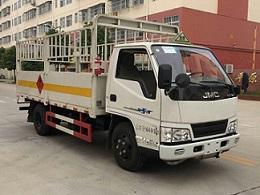 程力威牌CLW5043TQPJ5型气瓶运输车