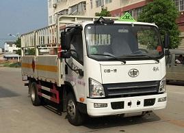 程力威牌CLW5045TQPC5型气瓶运输车