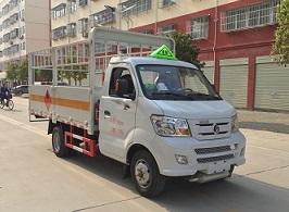 程力威牌CLW5030TQPCD5型气瓶运输车