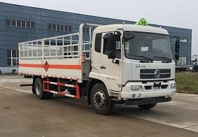 程力威牌CLW5160TQPD5型气瓶运输车