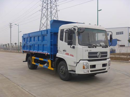 华通牌HCQ5165ZDJDL5型对接垃圾车