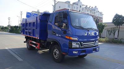 华通牌HCQ5042ZDJHF5型对接垃圾车