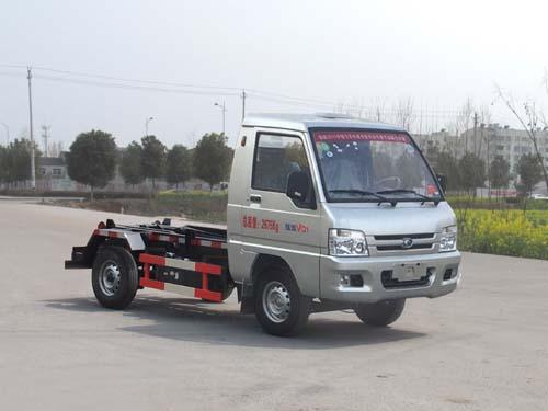 华通牌HCQ5030ZXXB5型车厢可卸式垃圾车