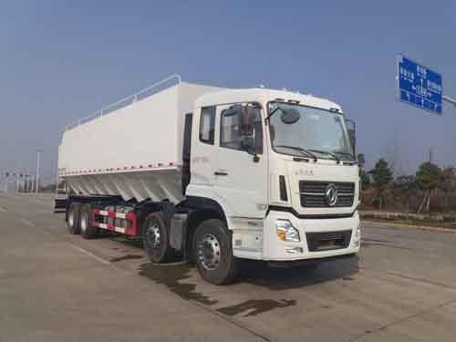 华通牌HCQ5310ZSL6DF型散装饲料运输车